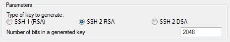 SSH-2 RSA
