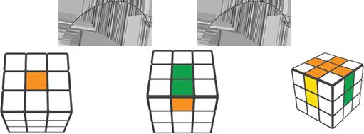 How to Solve a 3x3 Rubik's Cube  - Rubik's cube cross